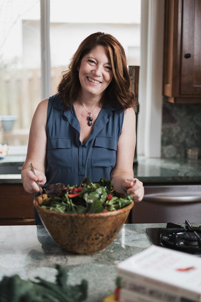 Patricia Koss Salad Bowl